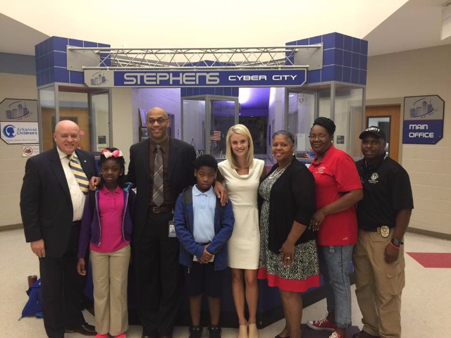 Tune in to see Stephens Elementary Stars on KARK