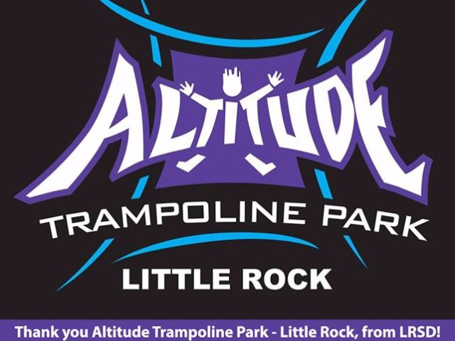 Thank you Altitude Trampoline Park