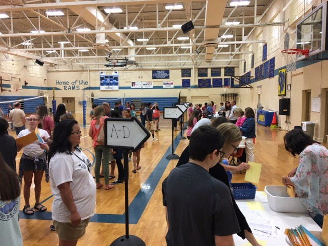 Ramsey Open House was a huge success!!!