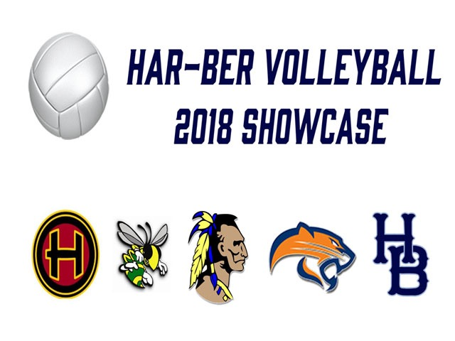 Volleyball Showcase set for August 7th