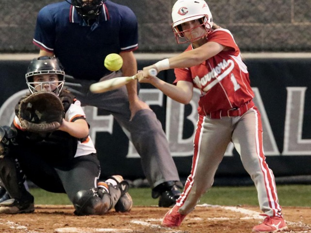 Central's Murdock has softball experience of lifetime in Europe