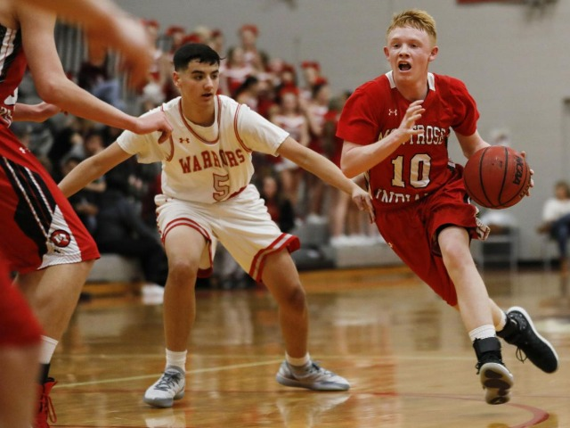 Image for Montrose rallies to beat Central