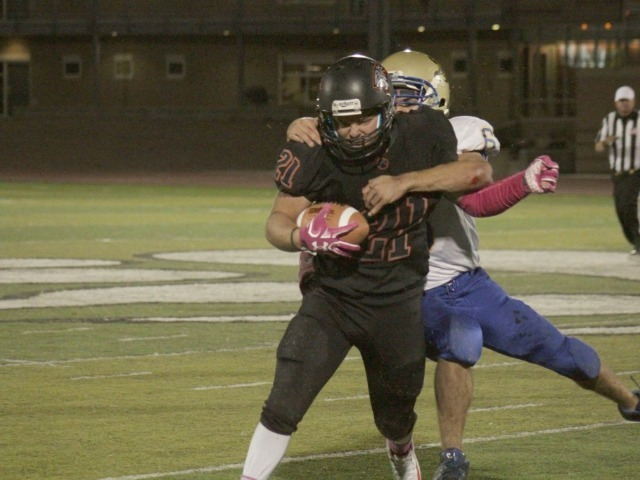 Del Norte hosts Dove Creek for homecoming