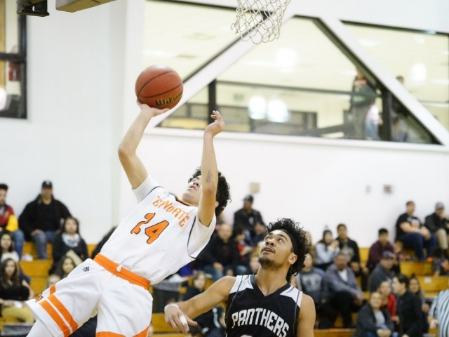 Tigers fend off Panthers to close the Fieldhouse