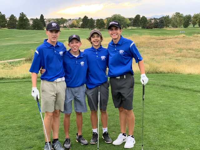 Wildcat golfers Josh Stouder and Kade Hayward qualify for state