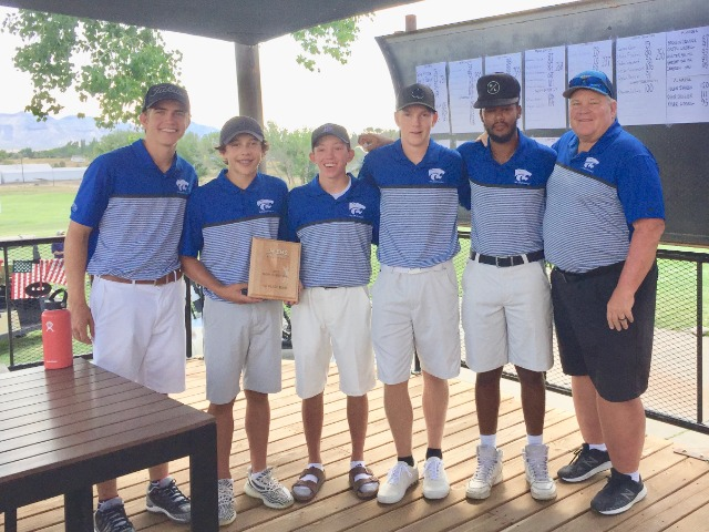 Wildcat golfers win at Conquistidor