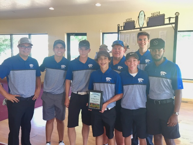 Image for Back to back wins for Wildcat golfers.