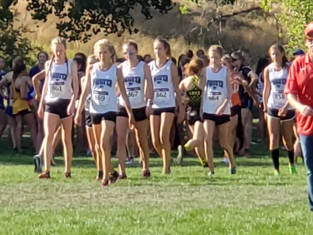 FMHS Cross Country does well at Arapahoe Meet
