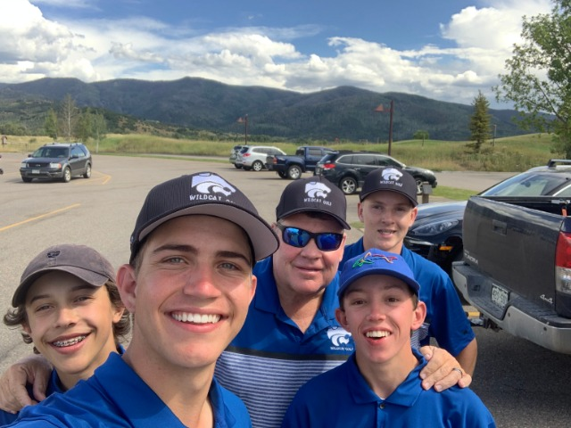 Wildcats golfers place 2nd at Yampa Valley