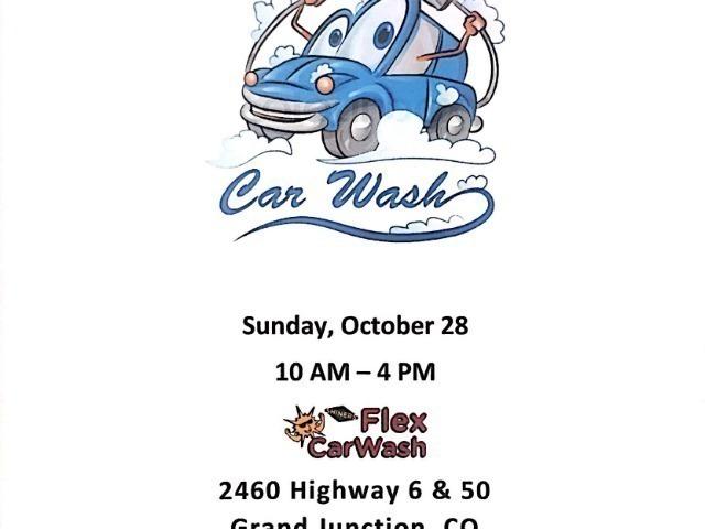 Baseball Car wash Fundraiser