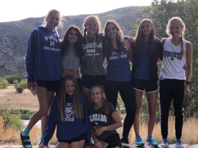 Cross Country final week before State