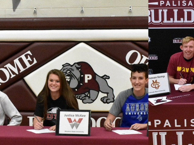 Image for College Signing