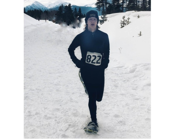 Zonon Reece 19th Snowshoe Championship