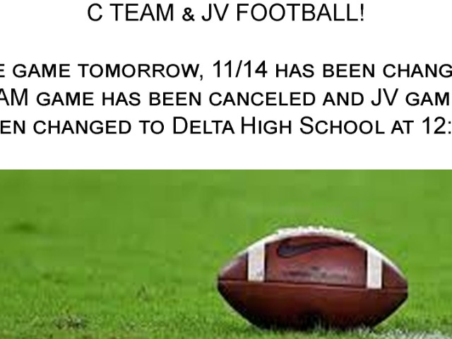 Image for C Team/JV cancelled