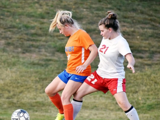 Frankfort girls soccer team records second straight shutout