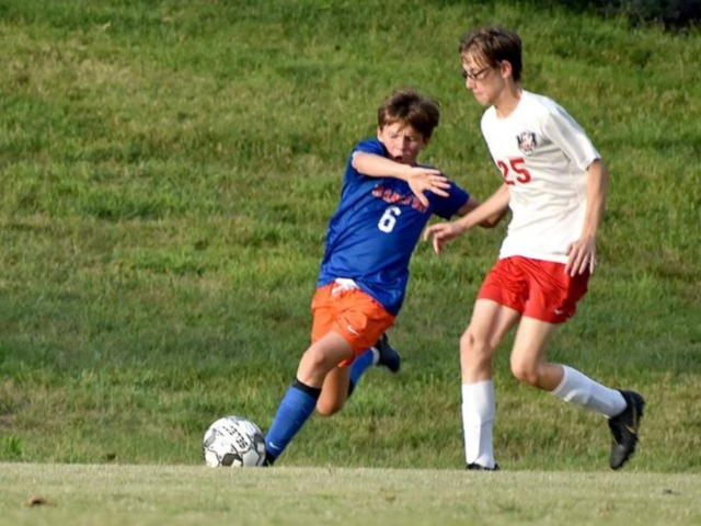 Frankfort shuts out Anderson County in Rotary Capital City Classic