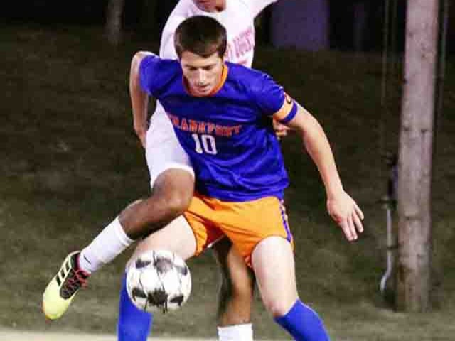 Frankfort boys soccer team bounces back with win over Scott Co.