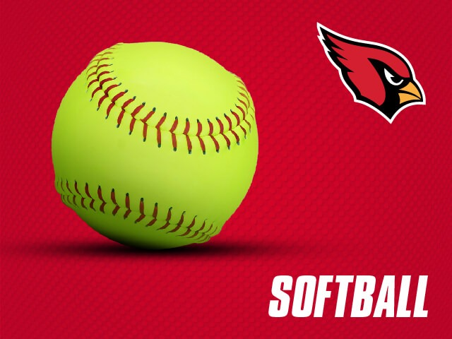 Melvindale softball Overpowers Edsel Ford