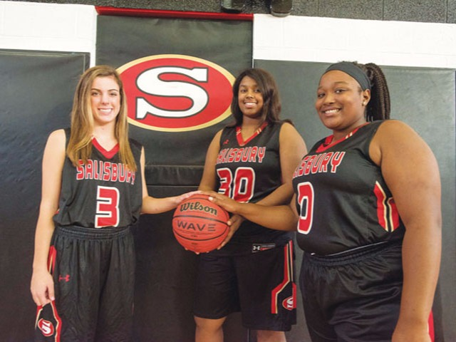 Salisbury girls basketball preview