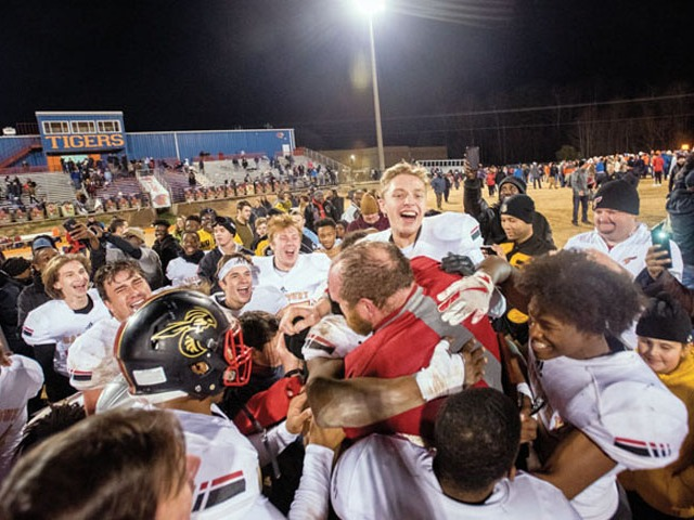 Salisbury stops Randleman, advances to state championship game