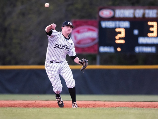 Salisbury falls to Ledford in CCC title game, 5-4