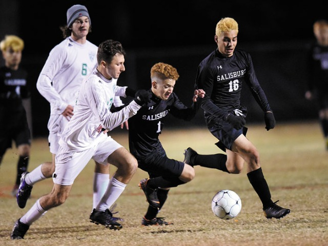 Salisbury opens playoffs with overtime win, 4-2