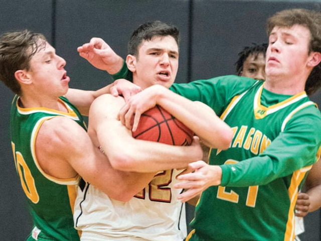 Salisbury romps past Dragons