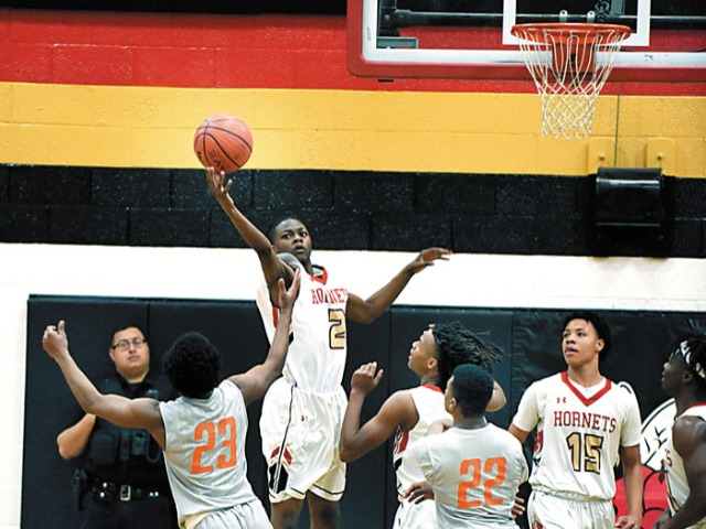 Salisbury boys breeze past Lexington, 73-54
