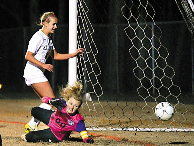 Salisbury blanks Central Davidson in soccer showdown, 6-0