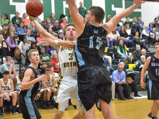 Eagles stave off late charge from Watauga