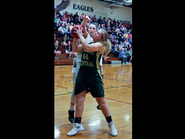Eagles take revenge against East Davidson