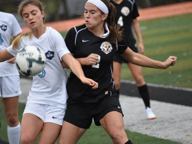 Middletown North Girls Soccer Makes History Rolling to the Finals