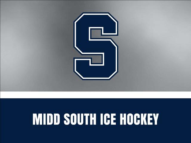 No. 18 Middletown South over Jackson Memorial - Boys ice hockey recap