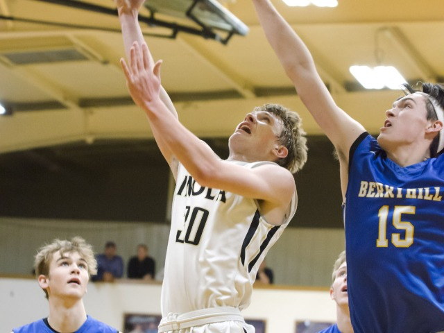 Longhorns take down Berryhill twice Tuesday