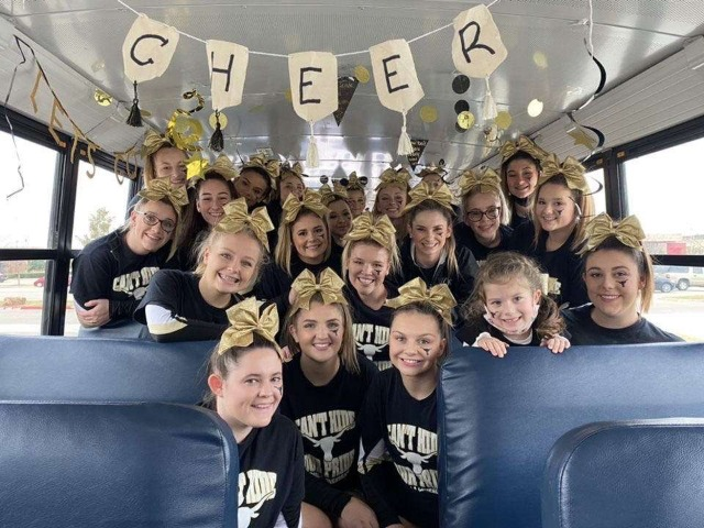 Image for Inola Cheer is State Bound