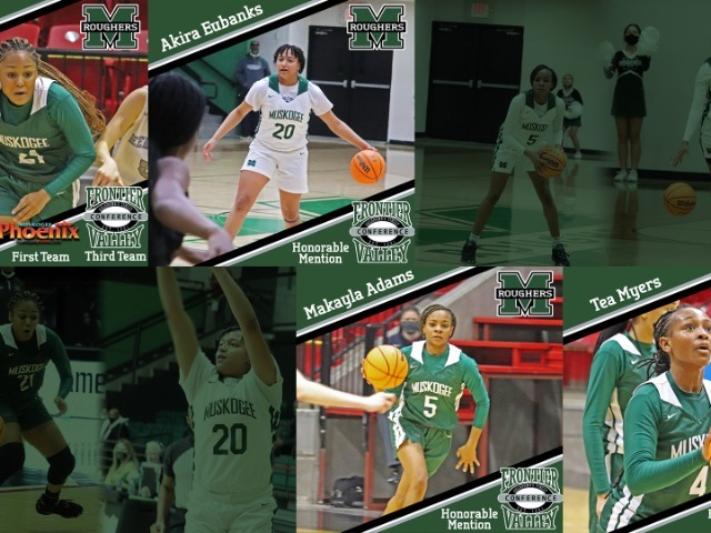 Muskogee Boys and Girls Basketball Earn Honors