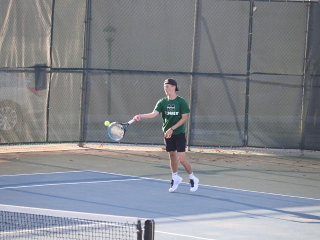 Muskogee Boys Tennis Qualifies Two Teams
