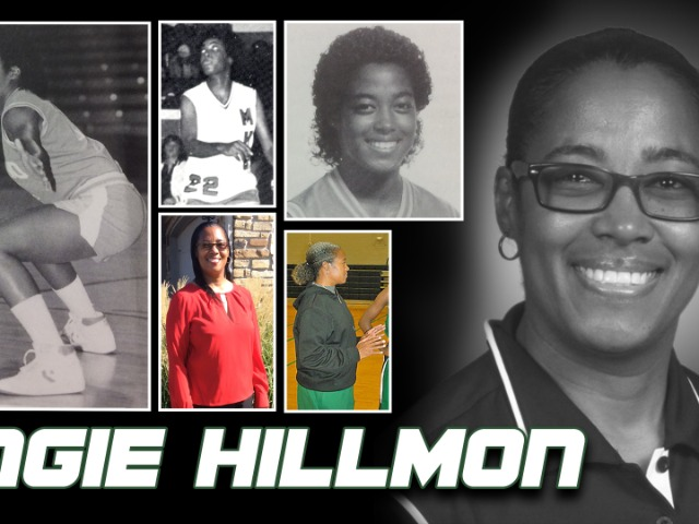 Image for Angie Hillmon name January Coach of the Month