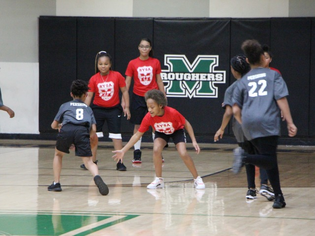 Volunteers Basketball Coaches Needed for RYSA