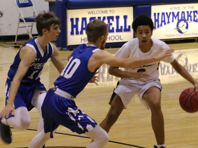 Wagoner beats Berryhill for third place in Haskell Tournament