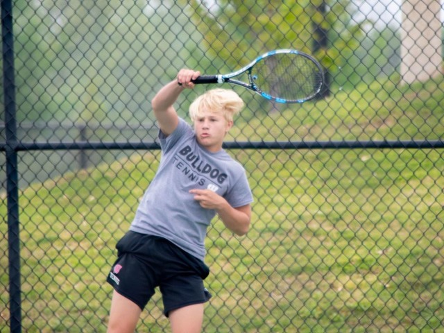 Bulldog tennis team gears up for Regionals