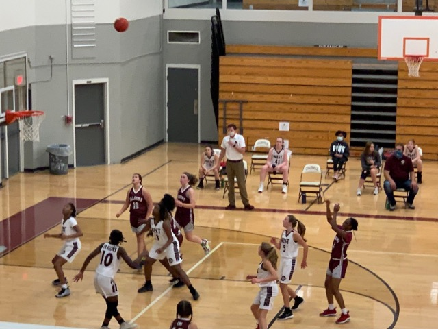 CMS Hoops Falls Short to WCMS in Clash of Middle School Dragons Hoops