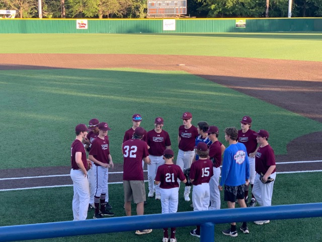 Collierville Middle School Defeats Brighton 6-3,  Advances To State Baseball Tournament