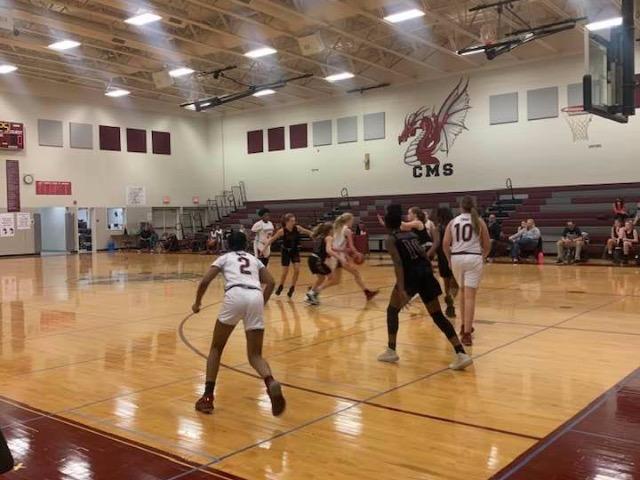 Basketball Teams Split With Lakeland Preparatory