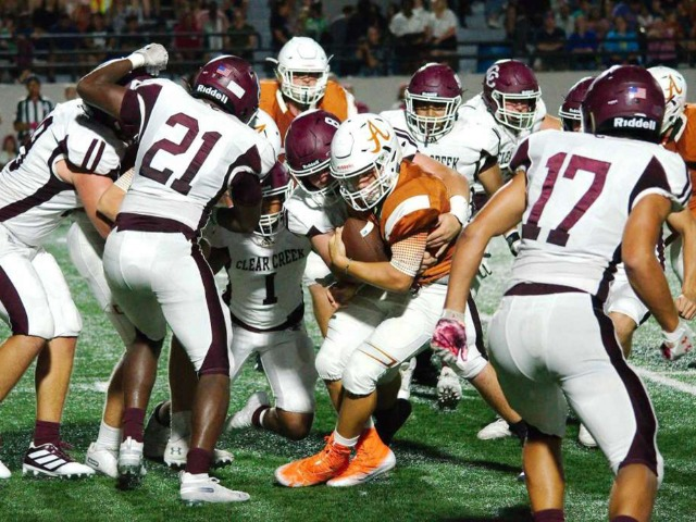 Clear Creek does enough in 35-0 win over Alvin