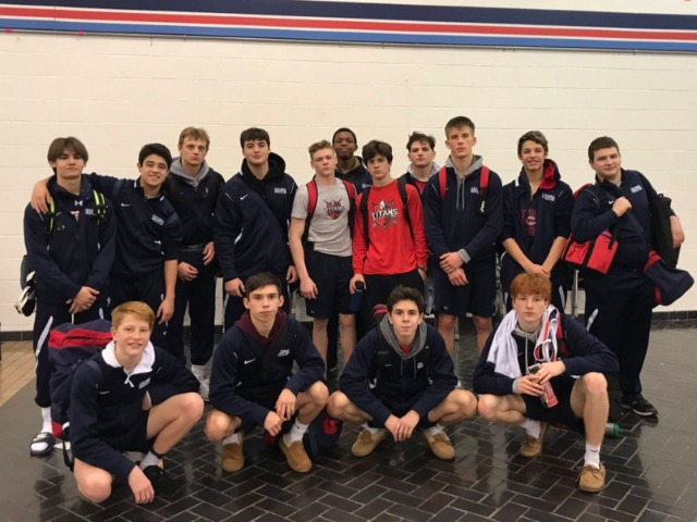 Centennial Wrestlers Building Toward Postseason