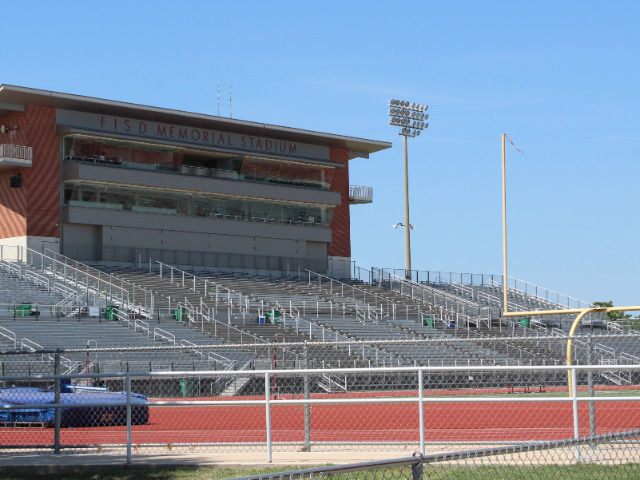 New Bag Policy for FISD Memorial Stadium and Toyota Stadium