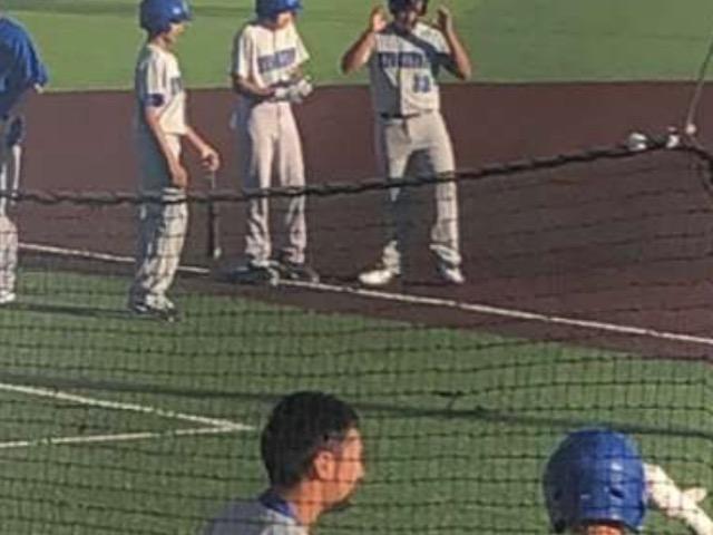 JV Panther Baseball