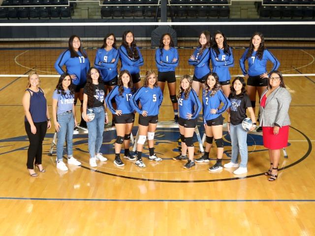 Fort Stockton's JV Volleyball team tames Denver City Fillies