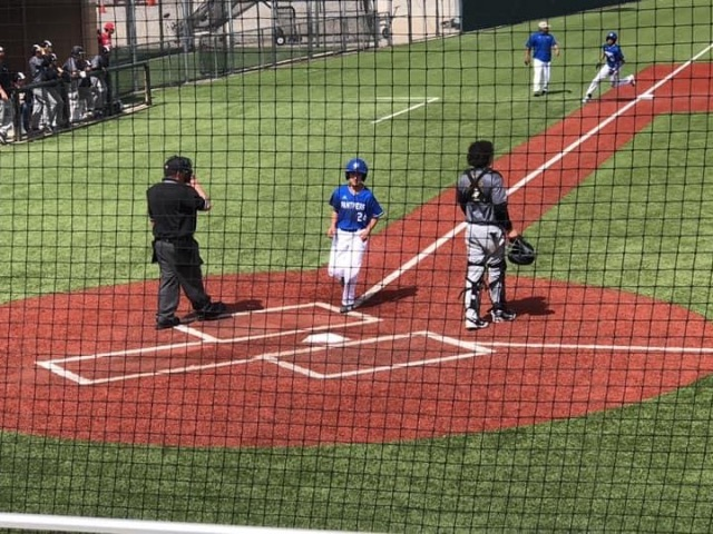 Panthers Go Undefeated At Buffalo Diamond Classic